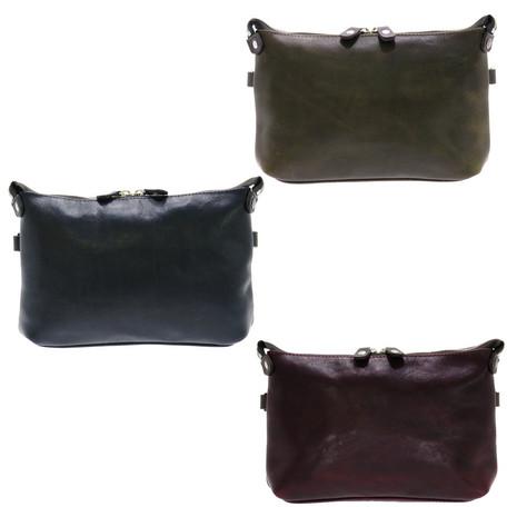【日本製】【レザー】ショルダーバッグ (EW22105) 【送料無料】(メンズバッグ、ショルダーバッグ、カバン、かばん、鞄)