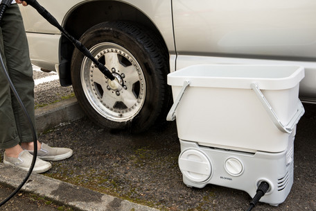 タンク式高圧洗浄機コードレスタイプ SDT-L01N【清掃・掃除 家電 高圧洗浄機 タンク】 (568834) 【送料無料】(掃除用品、クリーナー、掃除機、洗車)