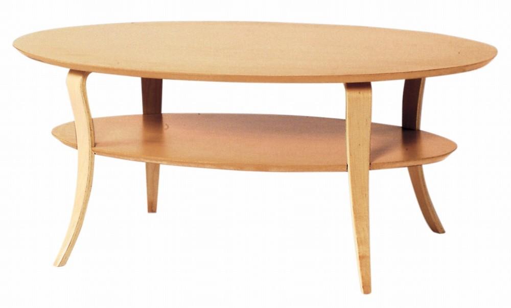 ローテーブル■棚付テーブル (NET-406) 【送料無料】 (リビングテーブル、ローテーブル、センターテーブル)