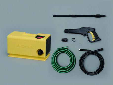 高圧洗浄機 FBN-301 イエロー(520541) 【送料無料】(掃除用品、クリーナー、掃除機、洗車)