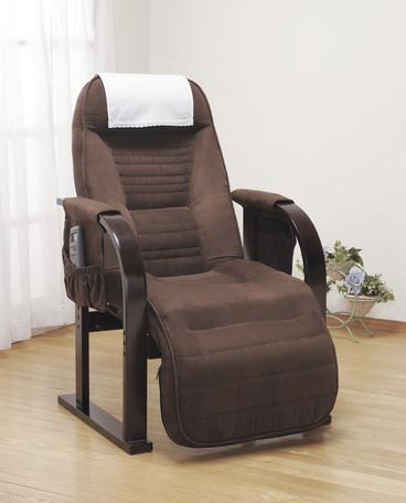 (納期2週間程度)天然木低反発高座椅子座ったままリクライニング(02418) 【送料無料】(リクライニングチェアー、パーソナルチェア、椅子、イス)