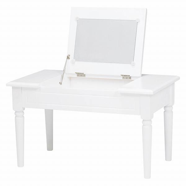 <title>デザインが人気です コスメテーブル MT-6558WH 贈答 送料無料 ドレッサー ミラー 鏡台 化粧箱 メイクボックス コスメボックス</title>