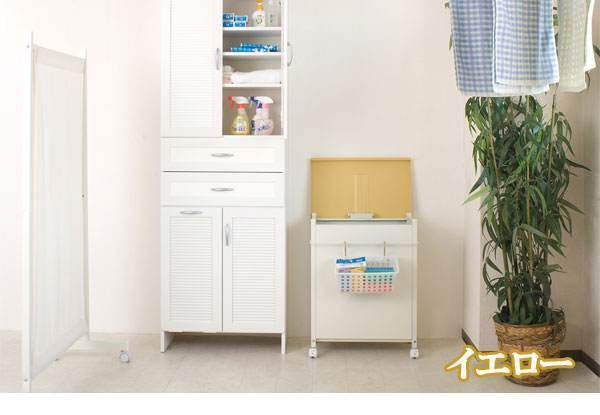 省スペース ベランダ収納庫 スリムタイプ nj-0160【送料無料】(物置、収納庫)