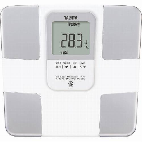 タニタ 体組成計 BC761WH 【送料無料】(メタボ対策、生活習慣病対策、体脂肪計、内臓脂肪計、体重体組成計、健康管理、体重計)