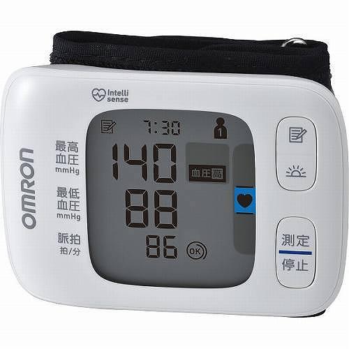 自動血圧計 HEM-6230 【送料無料】(血圧計、健康グッズ、医療機器、健康診断、健康管理グッズ)