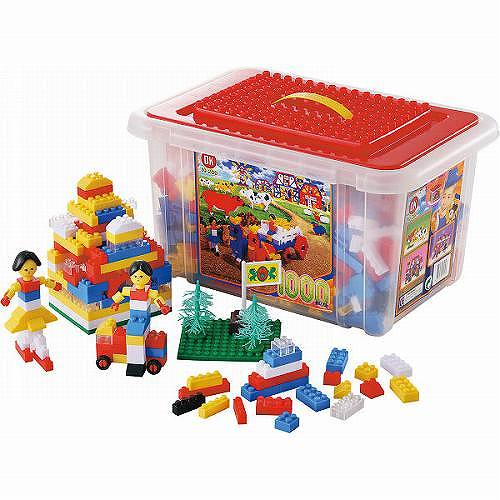 フレンドリーブロック デラックス 8630 【送料無料】(おもちゃ、知育玩具、ブロック、積木)