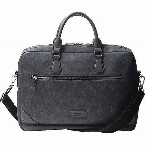 フランコフェラーロ メンズビジネスバッグ グレー B-FFM175086GRY 【送料無料】(メンズバッグ、バッグ、ビジネスバッグ、カバン、かばん、鞄)