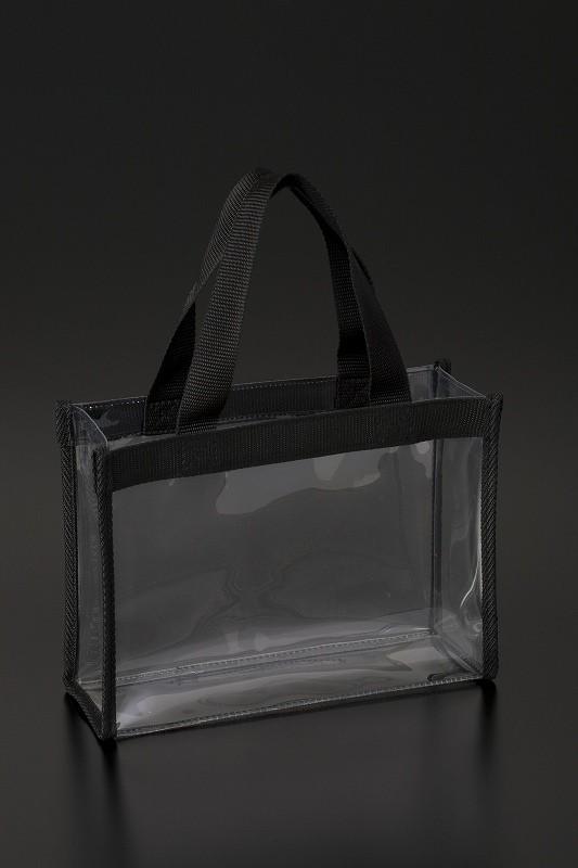 透明ビニールバッグ PB-3102PP 100枚【送料無料】(プールバック、ショルダーバッグ、トートバッグ、手提げカバン、かばん、鞄)