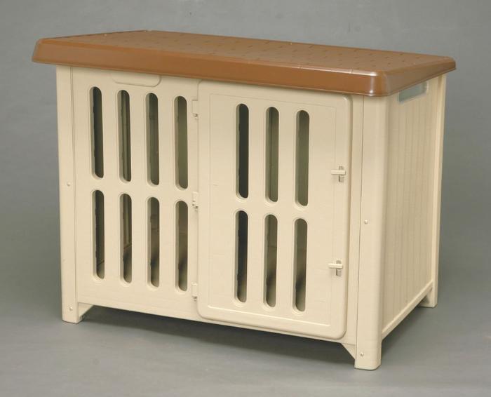 【アイリスオーヤマ】ボブハウス1200 【送料無料】(ペット用品、犬小屋、犬舎、ペットハウス、ゲージ)