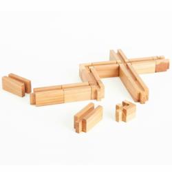 【送料無料】木村木品製作所 わらはんど きづき「つなげる」(15ピース)WK015-01 メーカー直送