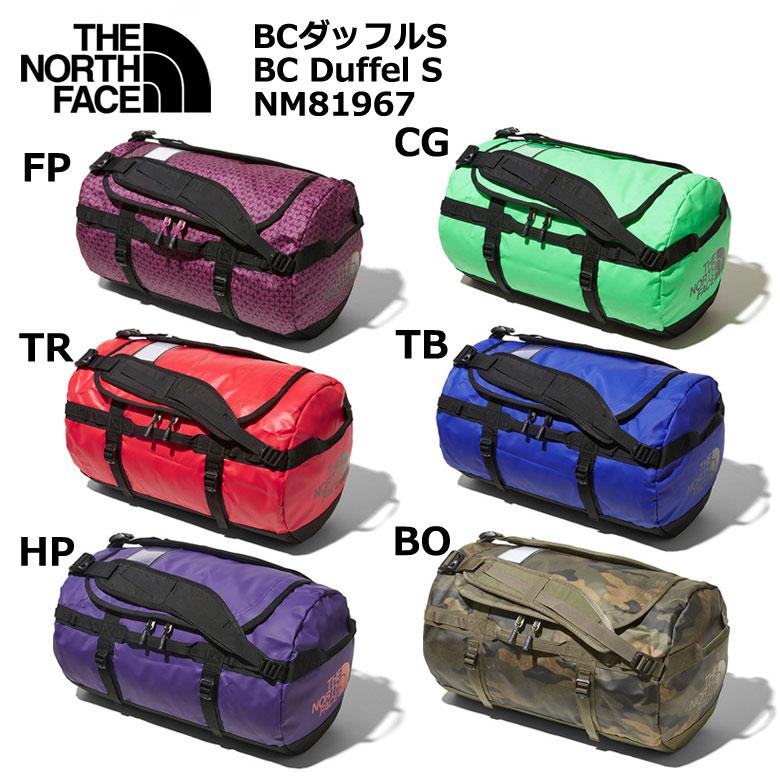 【送料無料】【THE NORTH FACE】ノースフェイス NM81967【BC Duffel S BCダッフルS】アウトドア バッグ ダッフルバッグ(H×W)53×32.5cm 50L