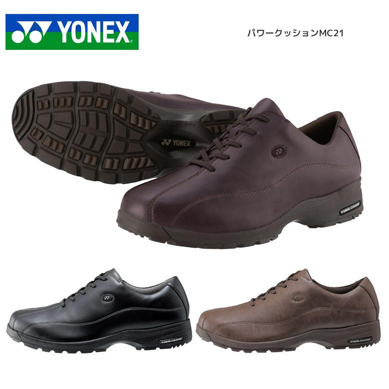 【一部在庫あり】【送料無料】「お取り寄せ商品」【YONEX(ヨネックス)】【パワークッションMC21】ウォーキングシューズ 【SHW-MC21】メンズ /ジョギング 散歩 靴02P18Jun16