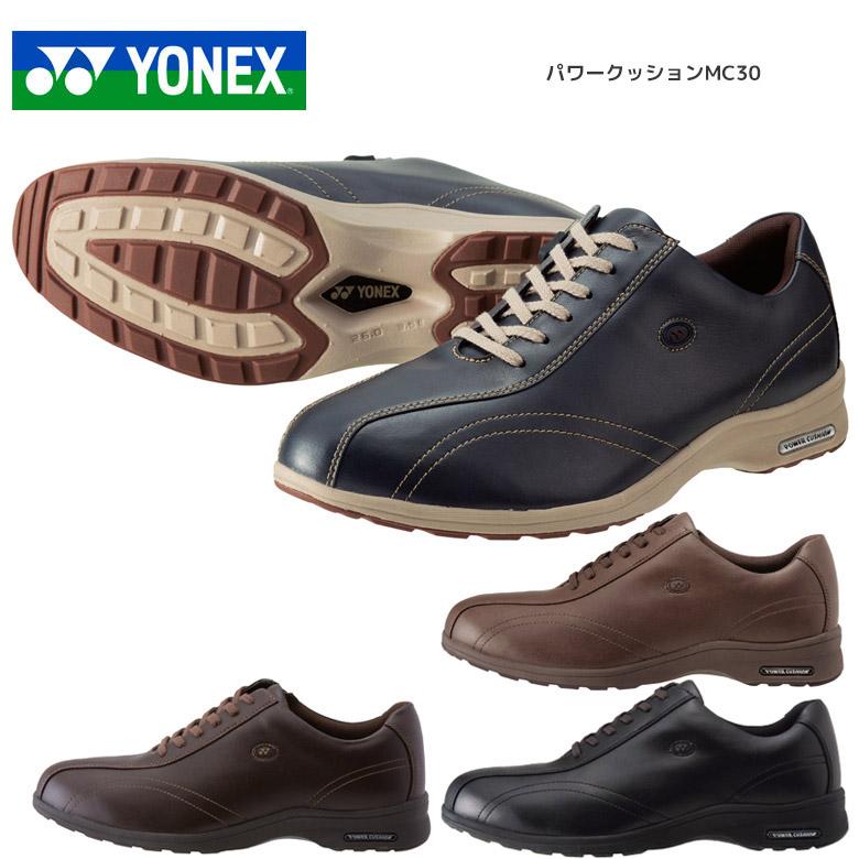 「お取り寄せ商品」【YONEX(ヨネックス)】【パワークッションMC30】ウォーキングシューズ【SHW-MC30】【送料無料】メンズ /ジョギング 散歩 靴02P18Jun16