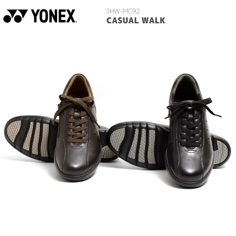 【YONEX(ヨネックス)】【CASUAL WALK パワークッションMC92】ウォーキングシューズ【送料無料】SHW-MC92