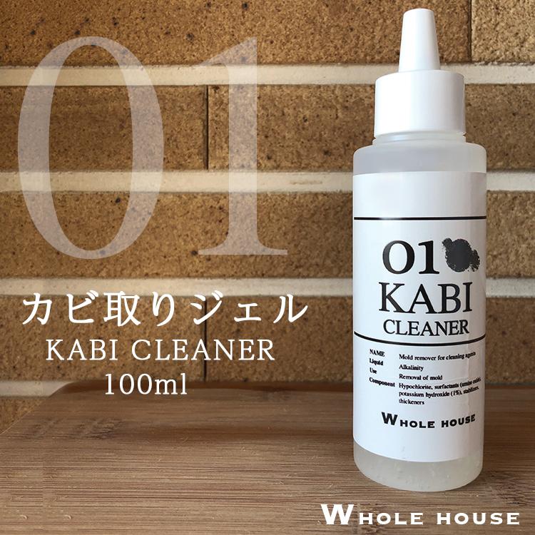 カビ取り用洗浄剤100ml