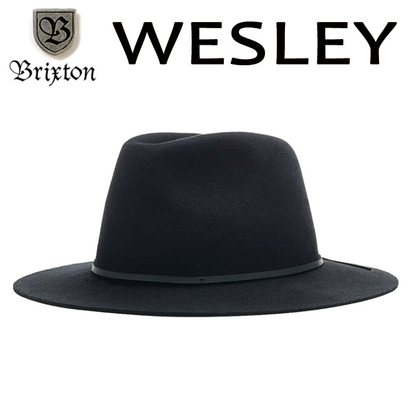 597155d1 BRIXTON, Brixton / 2015 HOLIDAY models / hat and felt Hat /WESLEY FEDORA HAT  ...