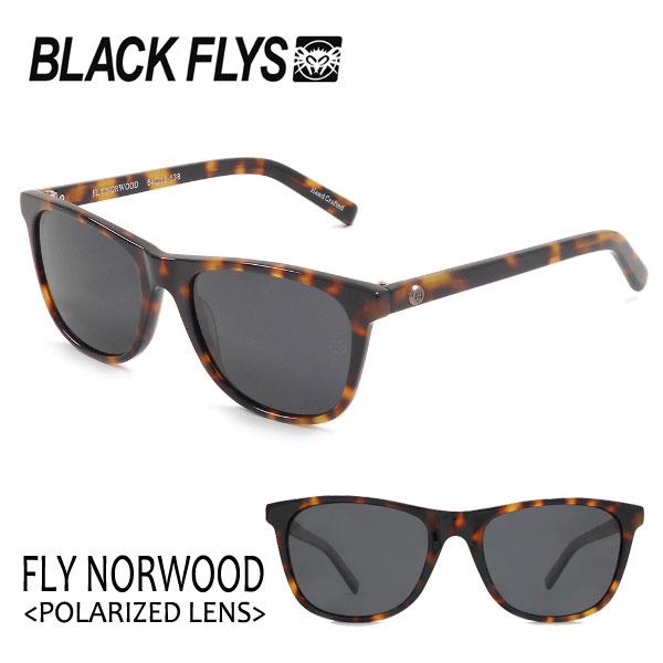 BLACKFLYS,ブラックフライ/18/FLY NORWOOD Polarizedレンズ,フライノーウッド 偏光レンズ/BF-1193-02/HAVANA/GREY POL/サングラス 【あす楽 対応】