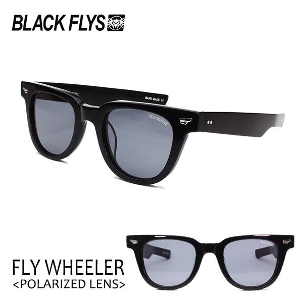 BLACKFLYS,ブラックフライ/20/FLY WHEELER Polarizedレンズ,フライウィーラー 偏光レンズ/BF-1243-01/BLACK/GREY POL/サングラス/ユニセックス/ボスリントン 【あす楽 対応】