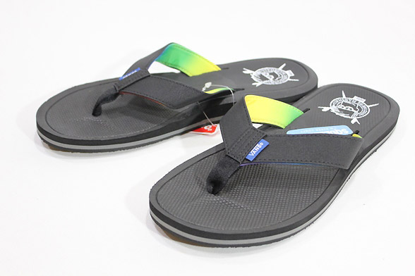 Vans vans   beach sandal  2017 age SPRING SURF COLLECTION NEXPA SYNTHETIC  Sandal (BROTHERS MARSHALL)BLACK 26 .27.28cm 2c2157ec4
