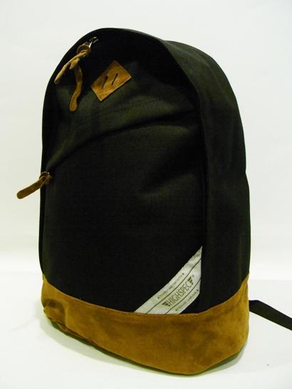 国内ドメスティックブランド/HIGHSPEC,ハイスペック/DAY BAG,バックパック/FAST SLASH PACK・HA-0085/ BLACK,ブラック 【あす楽 対応】10