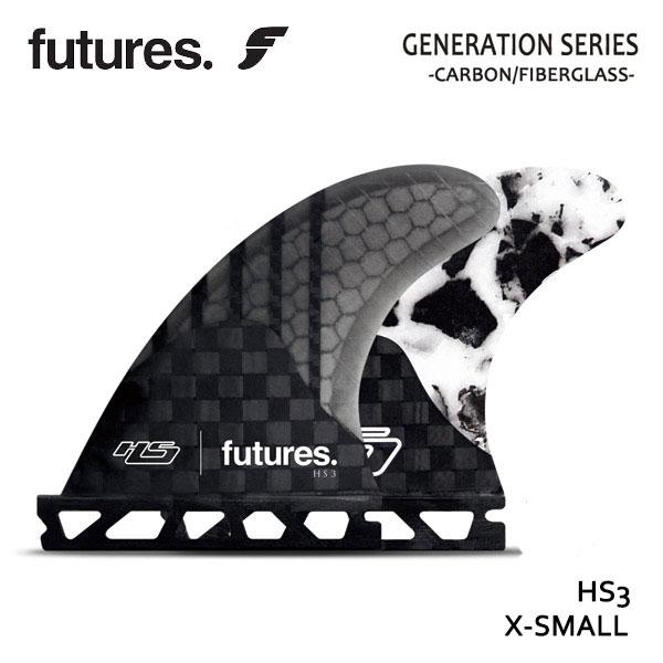 Future Fin,フューチャーフィン/FIN,トライフィン/GENERATION SERIES/RTM HEX V2 HS3/Hayden Shapes/ BLACK/WHITE MARBLE/XSサイズ/34-52kg/サーフィン/サーフボード 【あす楽 対応】