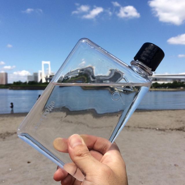 笔记瓶A6/375ml(memo bottle)