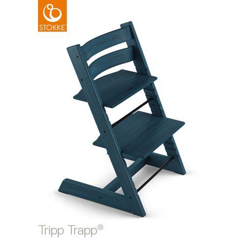 トリップ トラップ / ミッドナイトブルー(Tripp Trapp・Stokke / ストッケ) 【送料無料】【smtb-F】