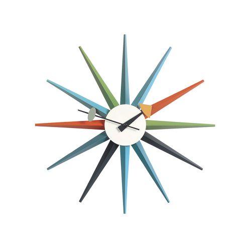 サンバーストクロック マルチ / Sunburst Clock (vitra ヴィトラ) 【送料無料】【smtb-F】