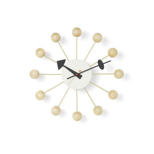 ボールクロック ナチュラル / Ball Clock (vitra ヴィトラ) 【送料無料】【smtb-F】