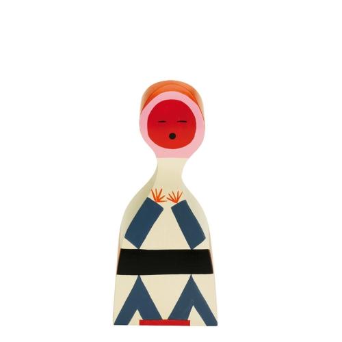 ウッデンドール No.18 / Wooden Dolls (vitra ヴィトラ) 【送料無料】【smtb-F】