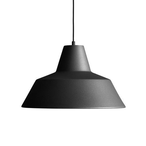 ワークショップランプM / ブラック (The work shop lamp) 【送料無料】【smtb-F】