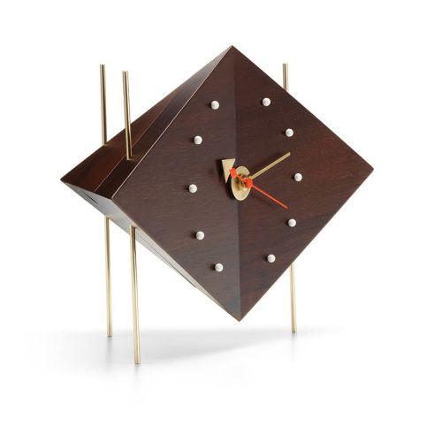 デスククロック ダイアモンド クロック / Diamond Clock (vitra ヴィトラ) 【送料無料】【smtb-F】