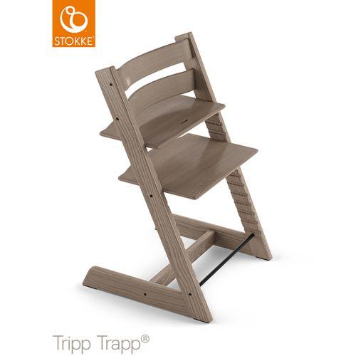 【生産限定】トリップトラップ アッシュ / トープ (Tripp Trapp・Stokke / ストッケ) 【送料無料】【smtb-F】