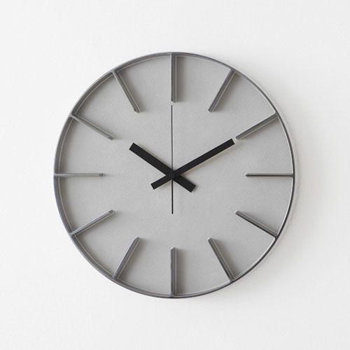 ウォールクロック AZUMI edge clock