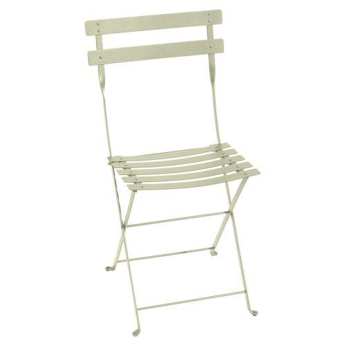 パリのカフェシーンの代名詞 ビストロシリーズ ガーデンチェア チェア 折り畳み 軽量 軽い アウトドア 折りたたみ テラス バルコニー ベランダ キャンプ 庭 フェルモブ シンプル イス モダン 爆売り Bistro コンパクト おしゃれ ビストロ いす Fermob 送料無料 椅子 公式ショップ ガーデニング