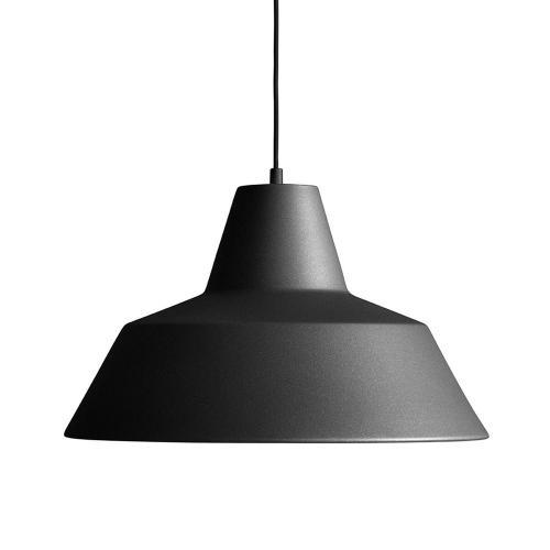 ワークショップランプL / ブラック (The work shop lamp) 【送料無料】【smtb-F】
