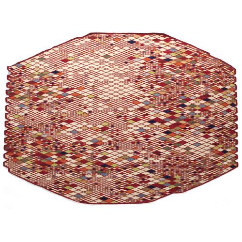 ラグマット290×410cm (nanimarquina / Losanges) 【送料無料】【smtb-F】
