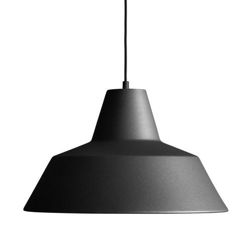 ワークショップランプXL / ブラック (The work shop lamp) 【送料無料】【smtb-F】