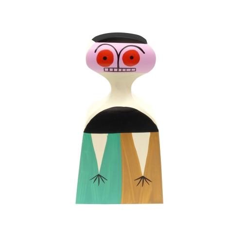 ウッデンドール No.3 / Wooden Dolls (vitra ヴィトラ) 【送料無料】【smtb-F】