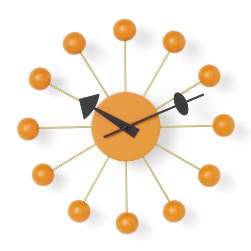 ボールクロック オレンジ / Ball Clock (vitra ヴィトラ) 【送料無料】【smtb-F】