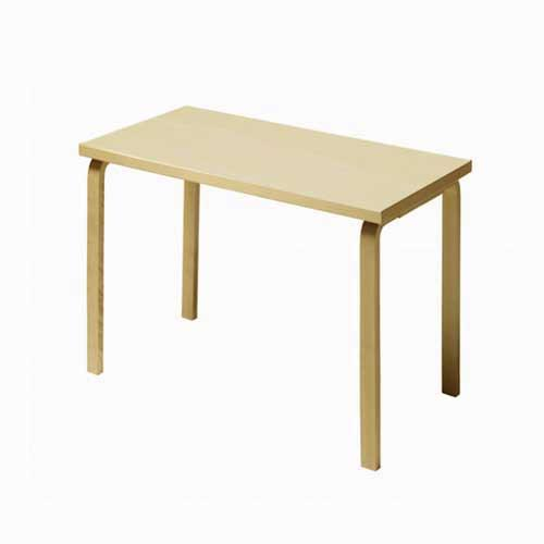 テーブル80B / バーチ W100×D60cm (Artek / アルテック)