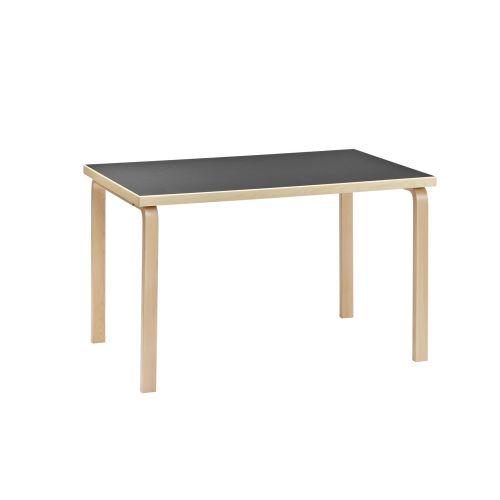 テーブル81B / ブラック W120×D75cm (Artek / アルテック)