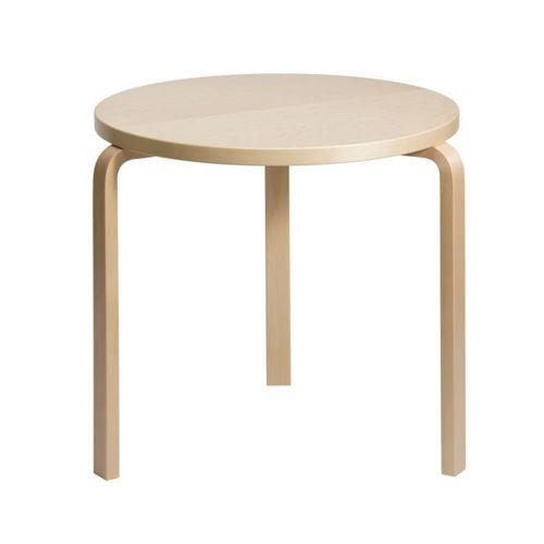 テーブル90B / バーチ (Artek / アルテック) 【送料無料】【smtb-F】