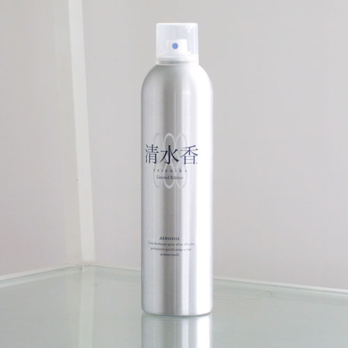 Deodorant spray 400 ml (Kaori Shimizu)