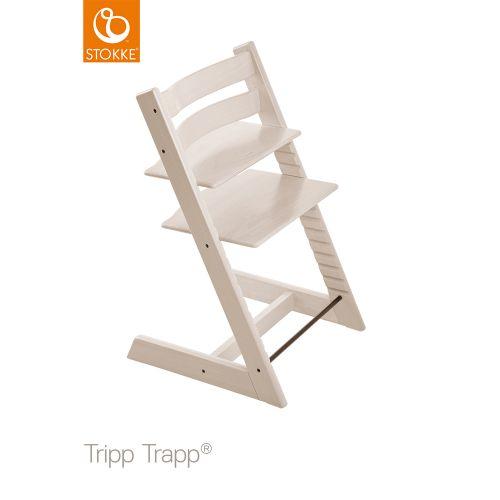 トリップトラップ / ホワイトウォッシュ (Tripp Trapp・Stokke) 【送料無料】【smtb-F】