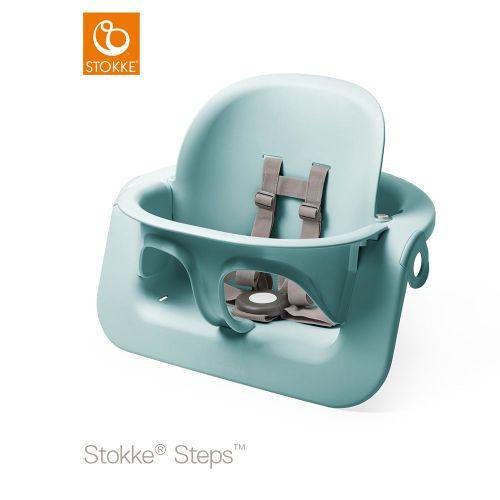 ステップス ベビーセット / アクアブルー(Steps・Stokke / ストッケ) 【送料無料】【smtb-F】