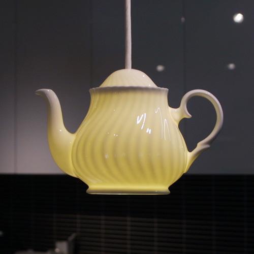 ペンダントライト LED電球 (Teapot2) 【送料無料】【smtb-F】