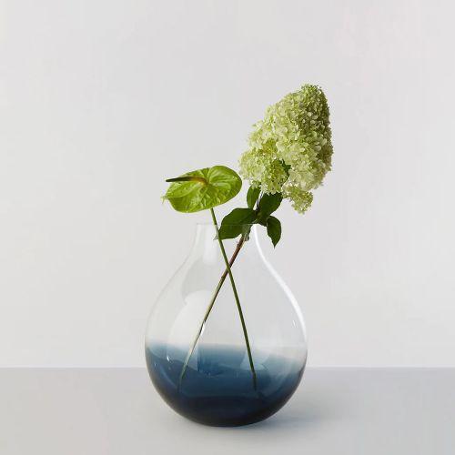 フラワーベース no.24 インディゴブルー (Ro collection / ロー・コレクション) 【送料無料】【smtb-F】