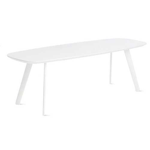 センターテーブル / ホワイト W120×D40×H36cm (STUA / SOLAPA)