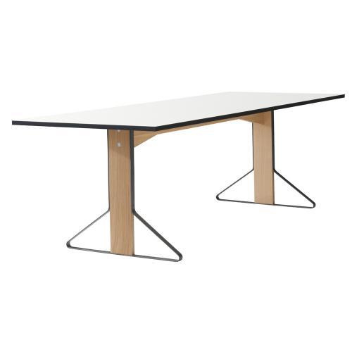カアリテーブル REB002 / ホワイト W240×D90cm (Artek / アルテック) 【代引不可商品】